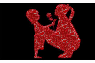 Print on Demand: Mother Family Valentine Day Love Graphic Illustrations By Chiplanay