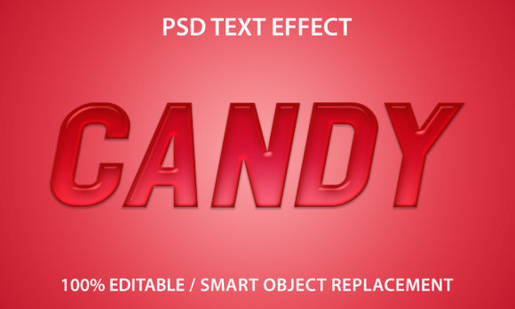 Text Effect Candy Premium Graphic Graphic Templates By yosiduck