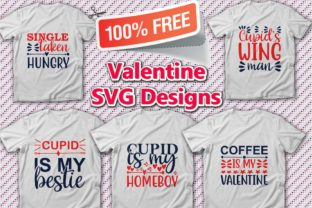 Print on Demand: Valentine Designs Bundle Graphic Print Templates By store_svg