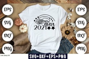 Print on Demand: New Year 2021 Graphic Print Templates By Design_store