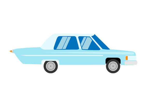 1970 S Style Car Cars Craft Cut File By Creative Fabrica Crafts