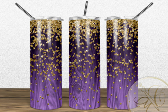 BUNDLE Wood Skinny Tumbler Sublimation Graphic Preview