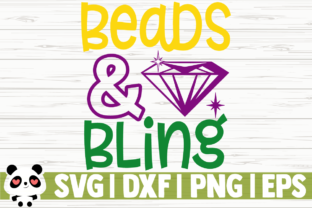 Print on Demand: Beads and Bling Graphic Crafts By CreativeDesignsLLC