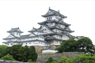Asian Castle Graphic Architecture By impresstore