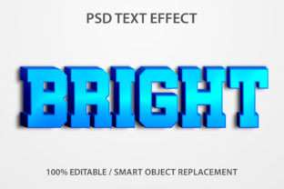 Text Effect Bright Premium Graphic Graphic Templates By yosiduck