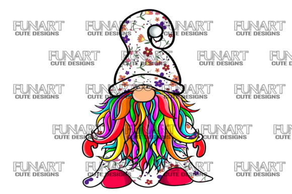 Gnome Lovers , Digital Design , Png File Graphic Illustrations By Fundesings