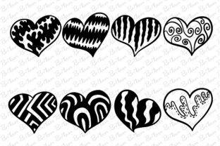 Clip Art Heart Graphic Illustrations By PurMoon
