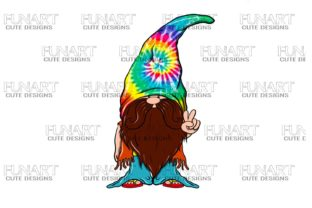 Hippie Gnome Png 3 Digital Design Graphic Illustrations By Fundesings