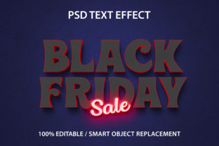 Text Effect Black Friday Premium Graphic Graphic Templates By yosiduck