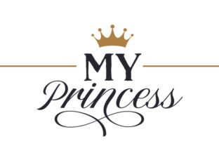 My Princess Family Craft Cut File By Creative Fabrica Crafts