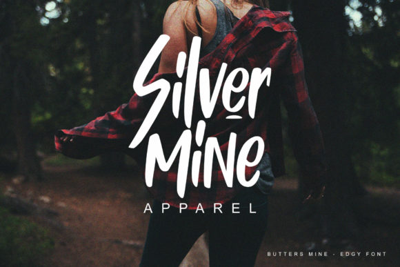 Butters Mine Font Download