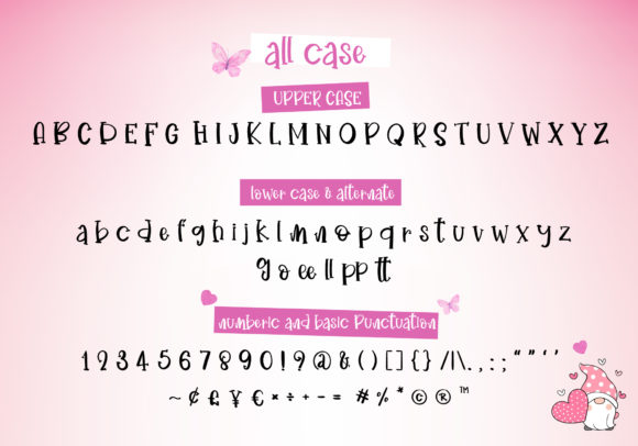 Gnome Lover Font Download