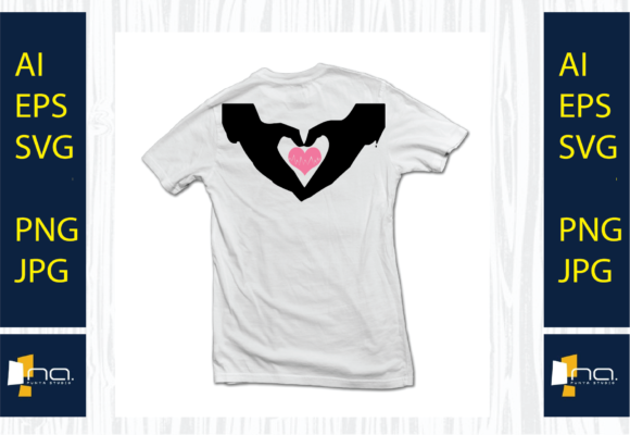 Print on Demand: Hearts Valentine's Day Sublimation Graphic Icons By Na Punya Studio