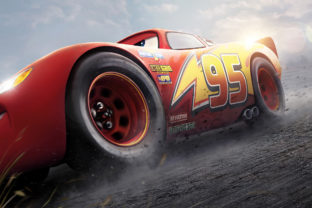 Lightning McQueen, Cars Grafik Transport von impresstore