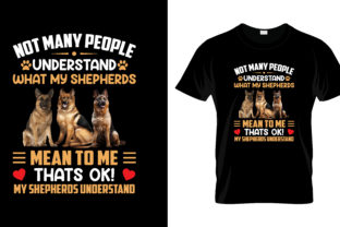 Print on Demand: Not Many People Understand T Shirt Graphic Print Templates By merchbundle