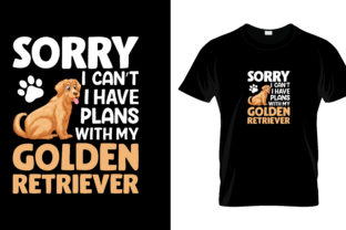 Print on Demand: Sorry I Can't I Have Aa Plan T Shirt Graphic Print Templates By merchbundle
