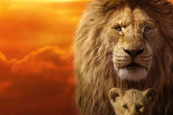 The Lion King Grafik Tiere von impresstore