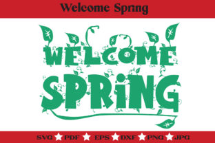 Print on Demand: Welcome Spring Graphic Crafts By McLaughlin Mall