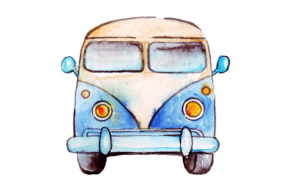 Vintage Camper Cars Craft Cut File By Creative Fabrica Crafts