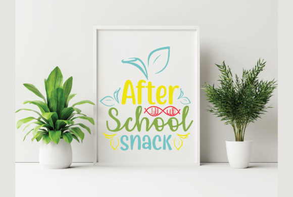 After School Snack Graphic Crafts By craftstore
