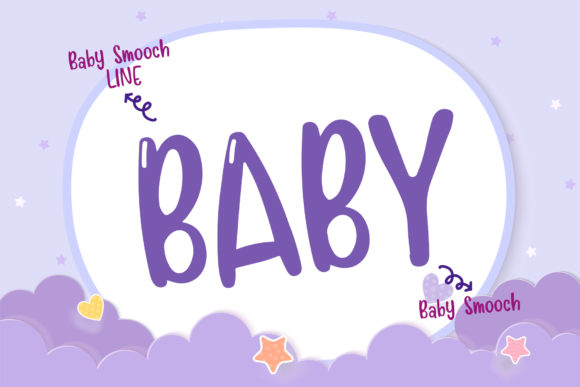 Baby Smooch Font Preview