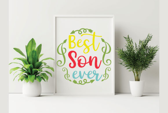 Best Son Ever Graphic Crafts By craftstore