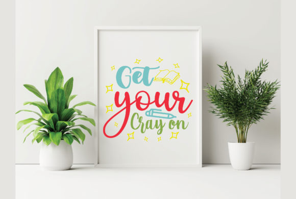 Get Your Cray on Graphic Crafts By craftstore