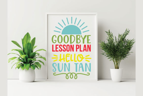 Goodbye Lesson Plan Hello Sun Tan Graphic Crafts By craftstore