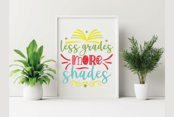 Less Grades More Shades Graphic Crafts By craftstore