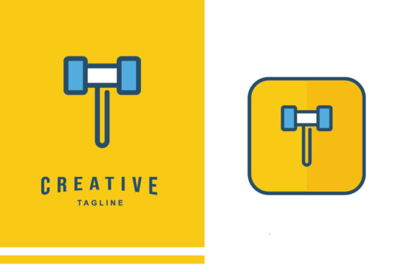 Physiotherapy Icon - Hammer Graphic Icons By MelindAgency