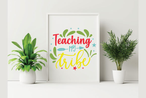 Teaching My Tribe Graphic Crafts By craftstore
