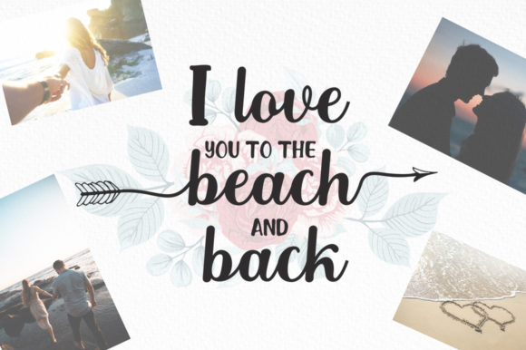 The Justin Romance Font Download