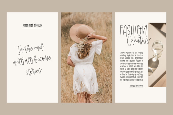 The Notebook Font Font