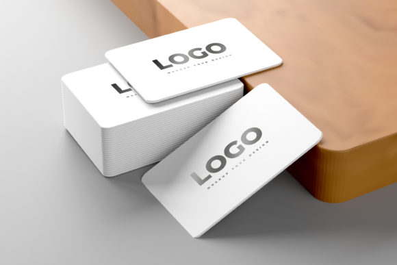 Business Card Mockup Graphic Product Mockups By gilangkenter