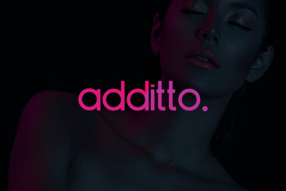 Print on Demand: Additto Sans Serif Font By Extumus
