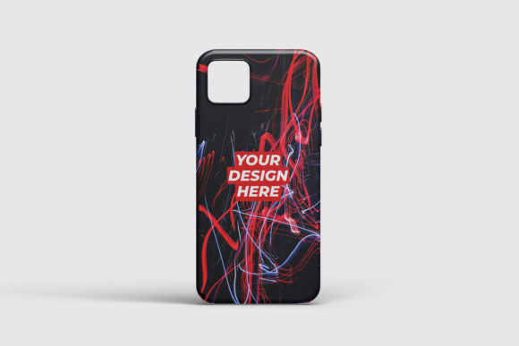 Phone Casing Mockup Scene 1 Graphic Product Mockups By erdpme