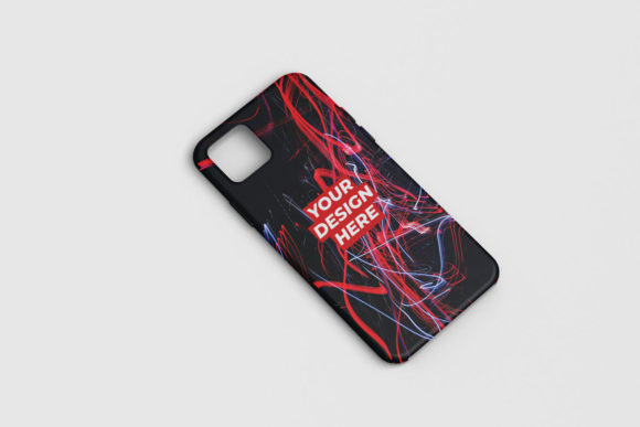 Phone Casing Mockup Scene 2 Graphic Product Mockups By erdpme
