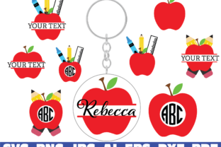 Print on Demand: Keychain Graphic Illustrations By Sofiamastery