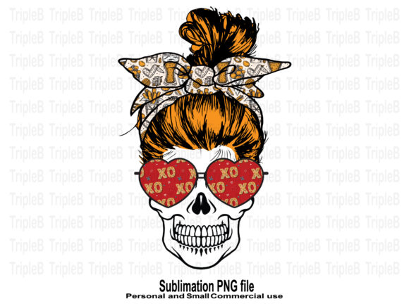 Print on Demand: Skull Funny Valentines Day Beer Hairband Graphic Crafts By TripleBcraft