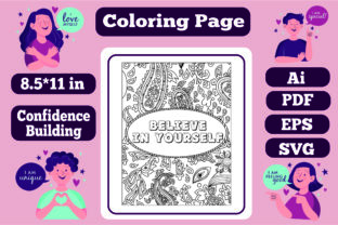 Print on Demand: Confidence Building Mandala for Adults 1 Graphic Coloring Pages & Books Adults By KDP_Interior_101