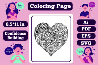Print on Demand: Confidence Building Mandala for Adults 3 Graphic Coloring Pages & Books Adults By KDP_Interior_101