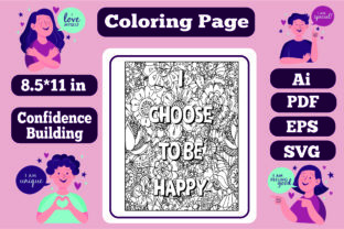 Print on Demand: Confidence Building Mandala for Adults 6 Graphic Coloring Pages & Books Adults By KDP_Interior_101