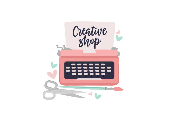 Logo Designs & Drawings Craft Cut File By Creative Fabrica Crafts