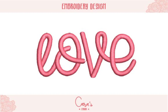 Love Embroidery Download