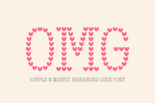 Print on Demand: OMG Display Font By Situjuh