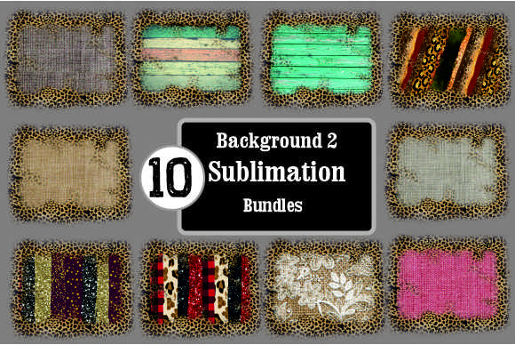 Background Sublimation Bundles2 Graphic Backgrounds By DenizDesign