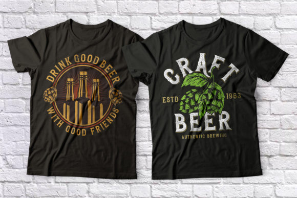Brewing Crafters Font Downloadable Digital File