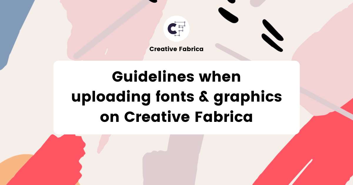 How to upload products on Creative Fabrica