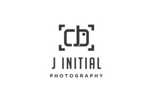 Print on Demand: Photo Camera Letter J Logo Vector Design Graphic Logos By vectoryzen