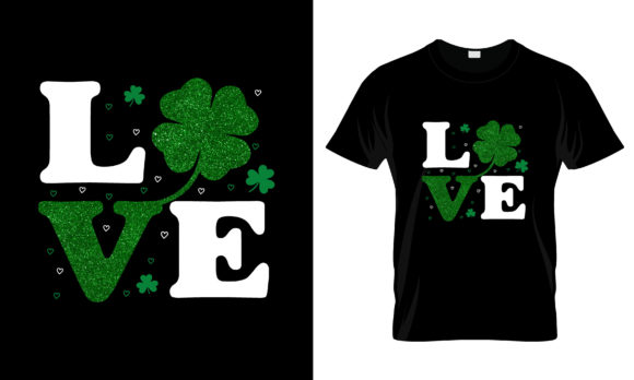 Print on Demand: St Patrick's Day T Shirt Design 149 Graphic Print Templates By merchbundle